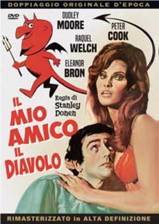 IL MIO AMICO IL DIAVOLO (DVD)