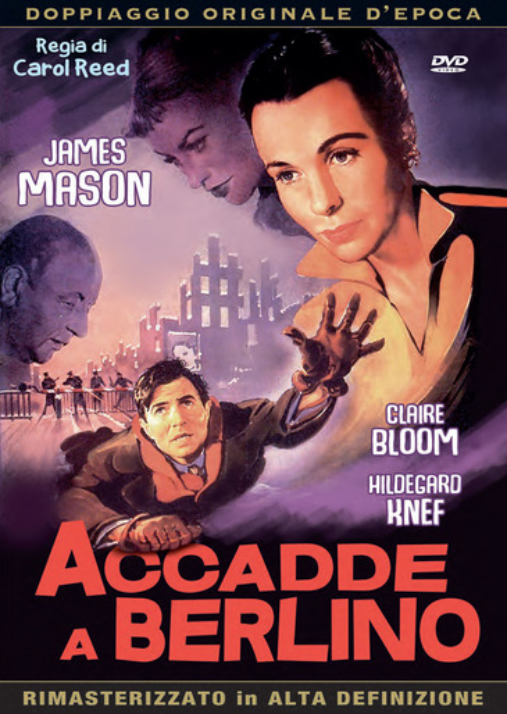 ACCADDE A BERLINO (DVD)