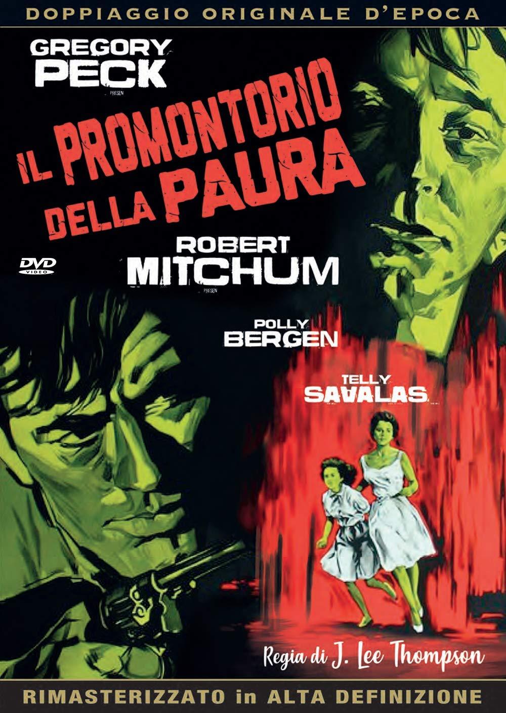 IL PROMONTORIO DELLA PAURA (DVD)