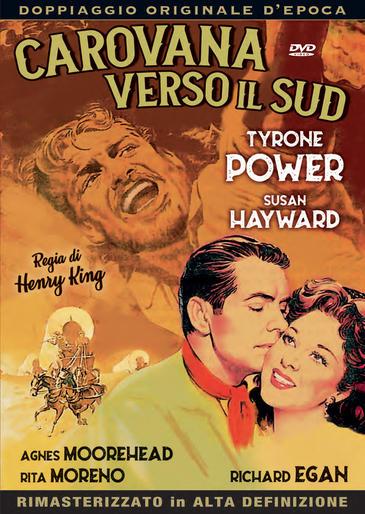 CAROVANA VERSO IL SUD (DVD)