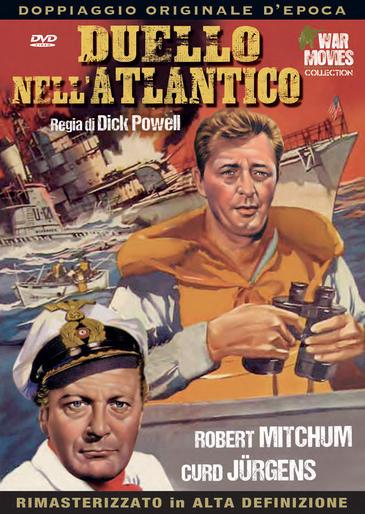 DUELLO NELL'ATLANTICO (DVD)
