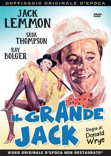 IL GRANDE JACK (DVD)
