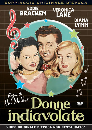 DONNE INDIAVOLATE (DVD)