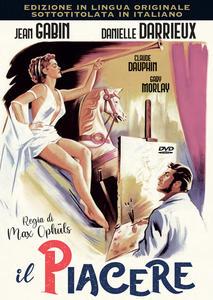 IL PIACERE (DVD)