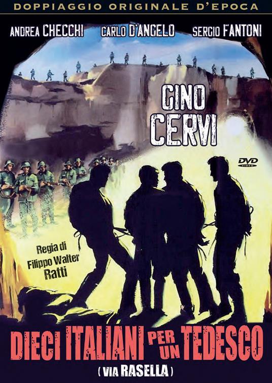 DIECI ITALIANI PER UN TEDESCO (DVD)