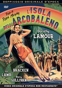 L'ISOLA DELLARCOBALENO (DVD)