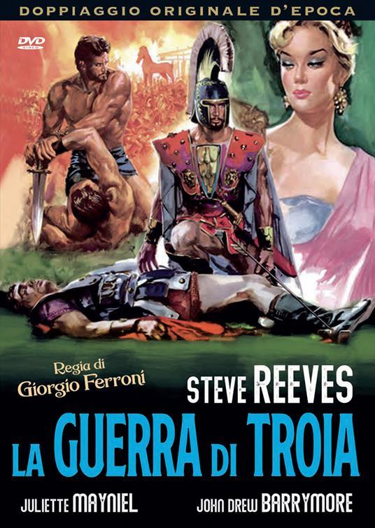 LA GUERRA DI TROIA (DVD)
