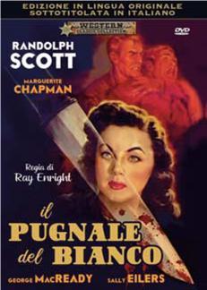 IL PUGNALE DEL BIANCO (DVD)