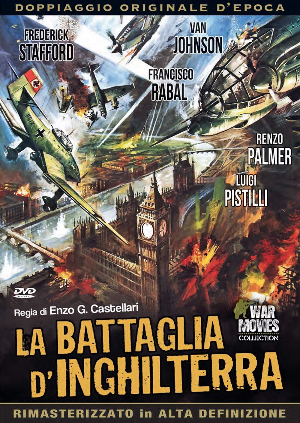 LA BATTAGLIA D'INGHILTERRA (DVD)