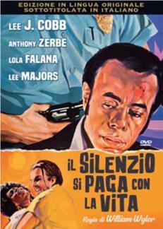 IL SILENZIO SI PAGA CON LA VITA - AUDIO INGLESE E SPAGNOLO (DVD)