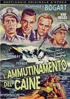 L'AMMUTINAMENTO DEL CAINE (DVD)