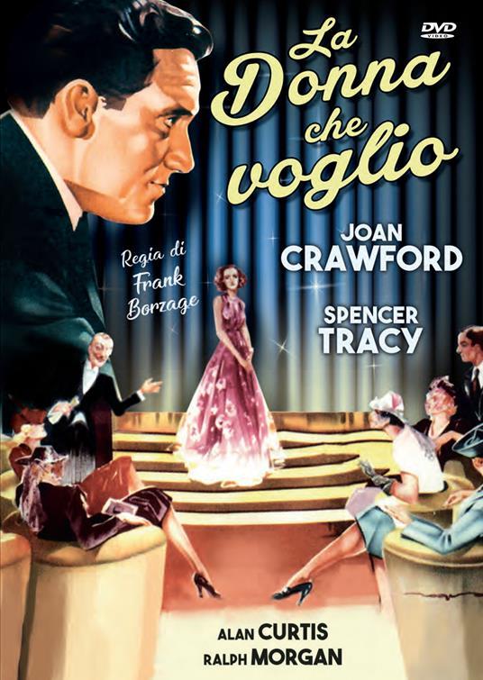 LA DONNA CHE VOGLIO (DVD)