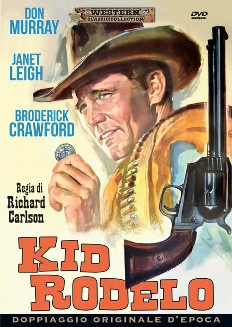 KID RODELO (DVD)