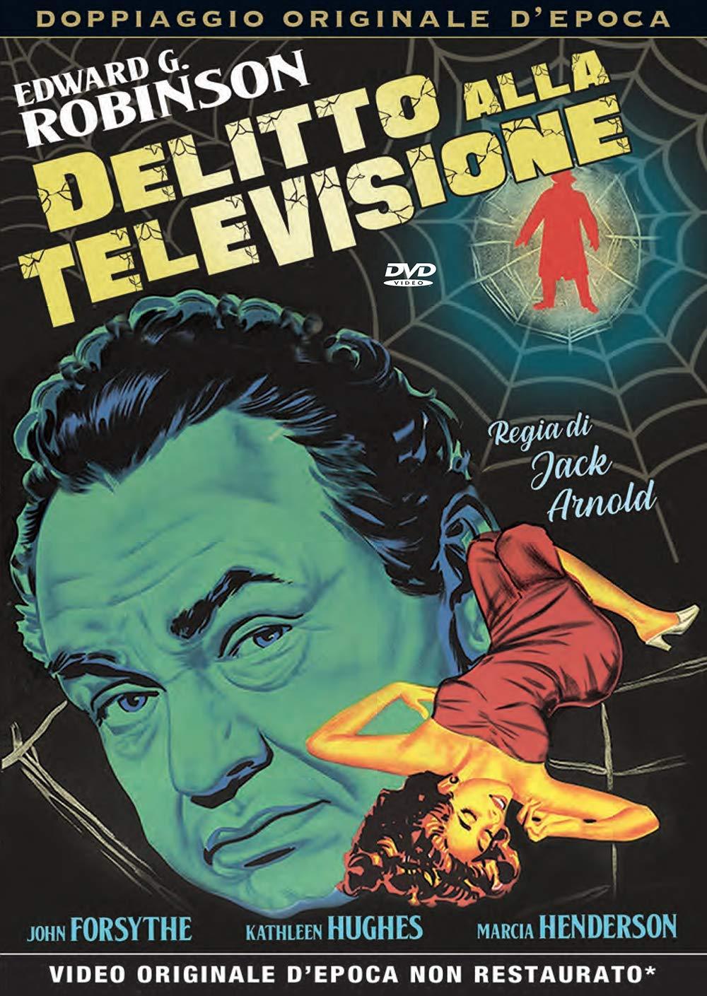 DELITTO ALLA TELEVISIO (DVD)