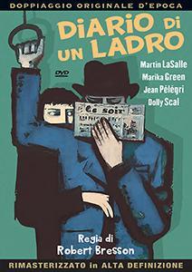 DIARIO DI UN LADRO (DVD)