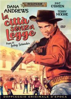 LA CITTA' SENZA LEGGE (DVD)