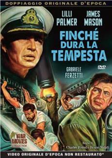 FINCHE DURA LA TEMPESTA (DVD)
