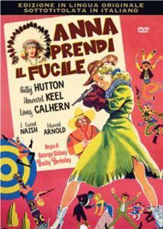 ANNA PRENDI IL FUCILE - AUDIO INGLESE-FRANCESE (DVD)