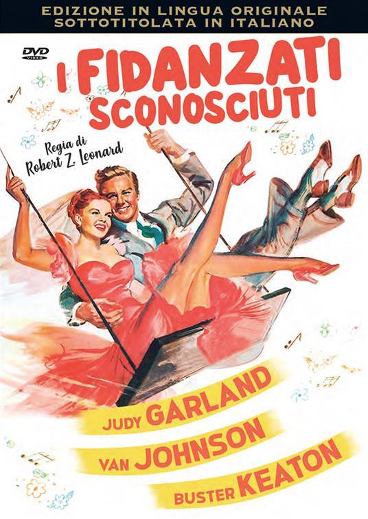 I FIDANZATI SCONOSCIUTI - AUDIO INGLESE (DVD)