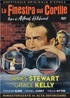 LA FINESTRA SUL CORTILE (DVD)