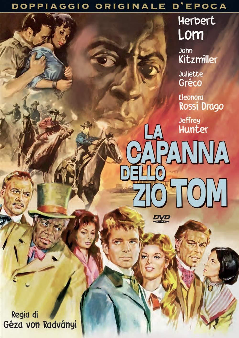 LA CAPANNA DELLO ZIO TOM (DVD)