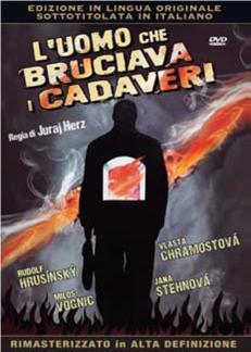 LUOMO CHE BRUCIAVA I CADAVERI - AUDIO CECOSLOVACCO (DVD)