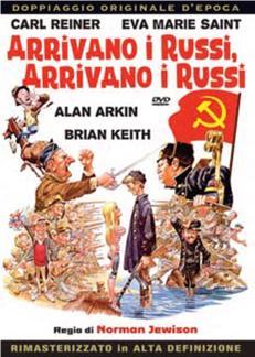 ARRIVANO I RUSSI ARRIVANO I RUSSI (DVD)