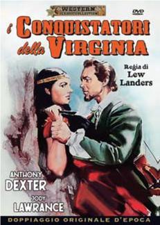 I CONQUISTATORI DELLA VIRGINIA (DVD)