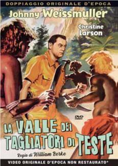 LA VALLE DEI TAGLIATORI DI TESTE (DVD)