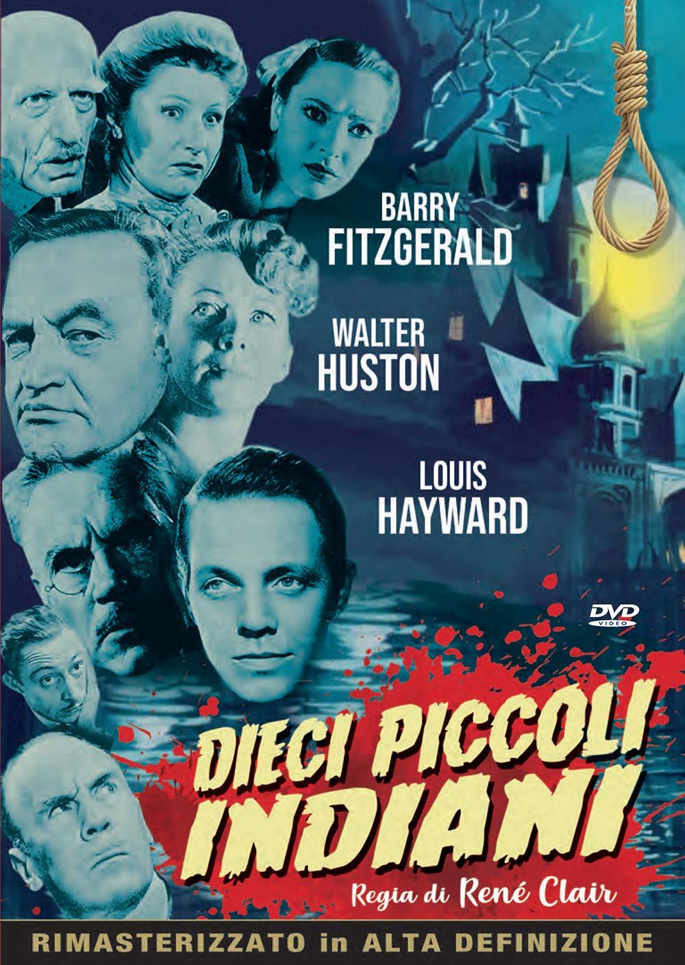DIECI PICCOLI INDIANI (DVD)