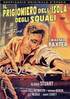 IL PRIGIONIERO DELL'ISOLA DEGLI SQUALI (DVD)