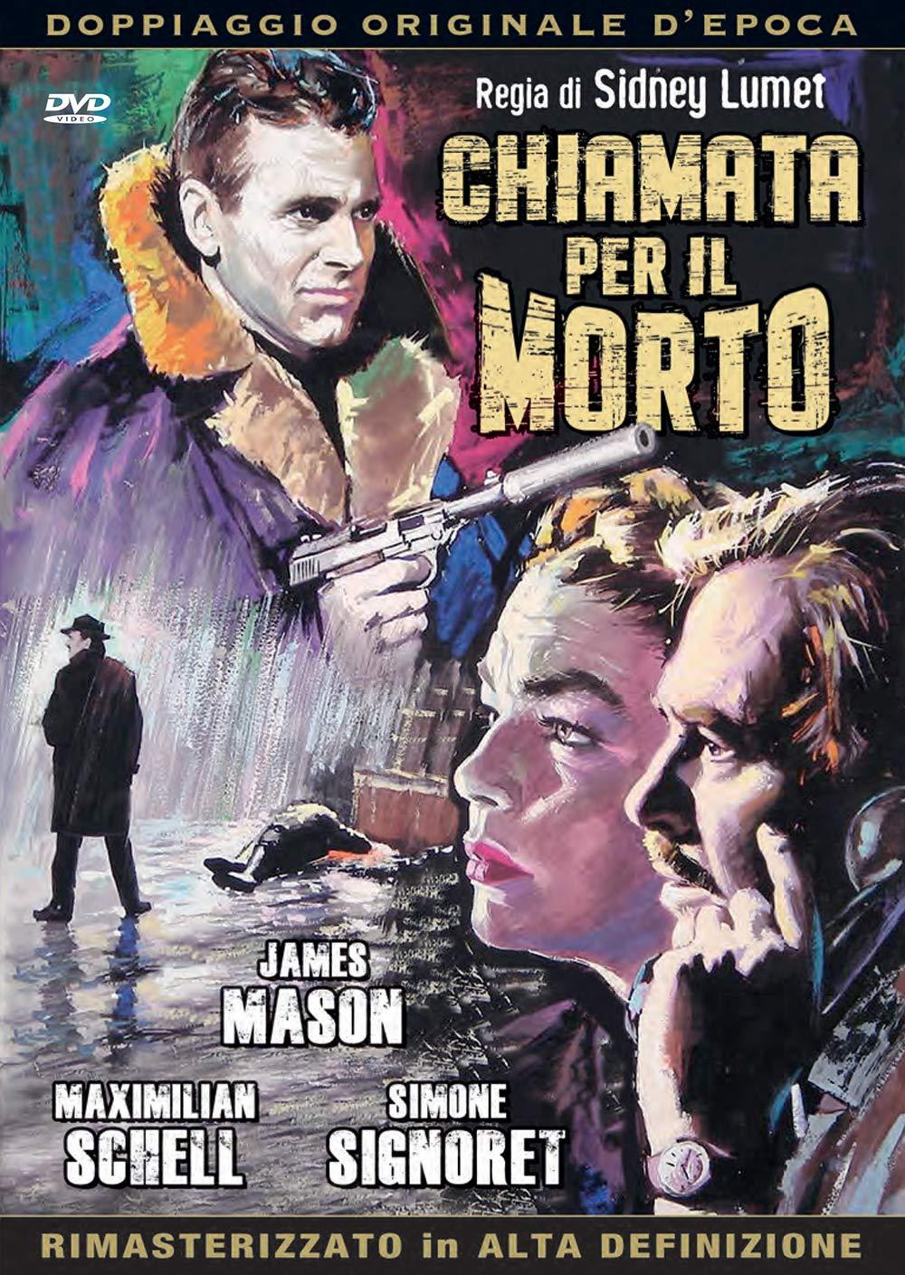 CHIAMATA PER IL MORTO (DVD)