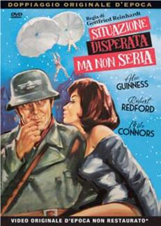SITUAZIONE DISPERATA MA NON SERIA (DVD)