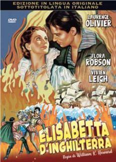 ELISABETTA DINGHILTERRA (DVD)