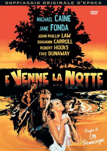 E VENNE LA NOTTE (DVD)
