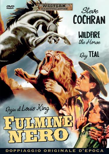 FULMINE NERO (DVD)