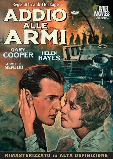 ADDIO ALLE ARMI (DVD)