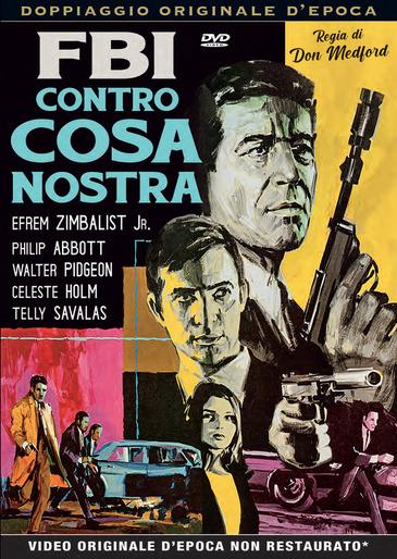 FBI CONTRO COSA NOSTRA (DVD)