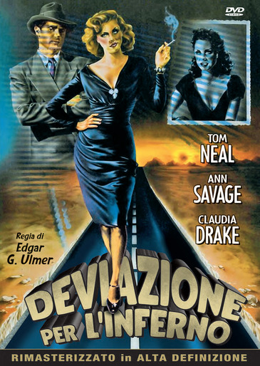 DEVIAZIONE PER L'INFERNO (DVD)