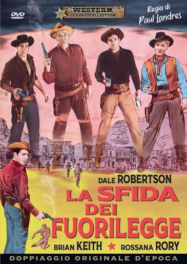 LA SFIDA DEI FUORILEGGE (DVD)