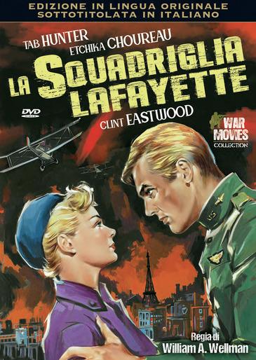 LA SQUADRIGLIA LAFAYETTE (AUDIO INGLESE) (DVD)