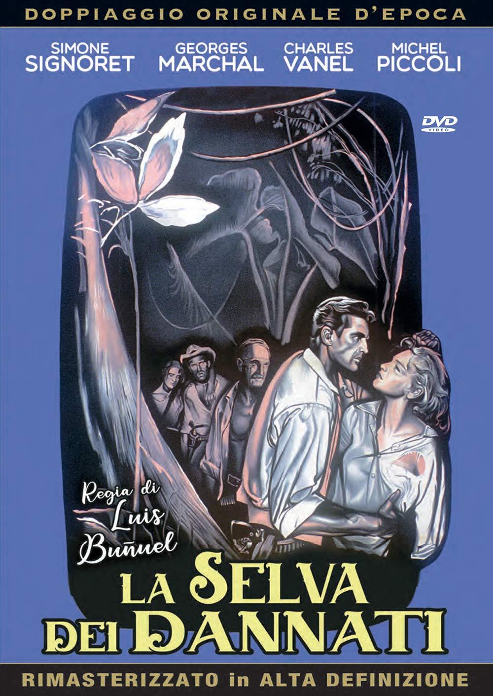 LA SELVA DEI DANNATI (DVD)
