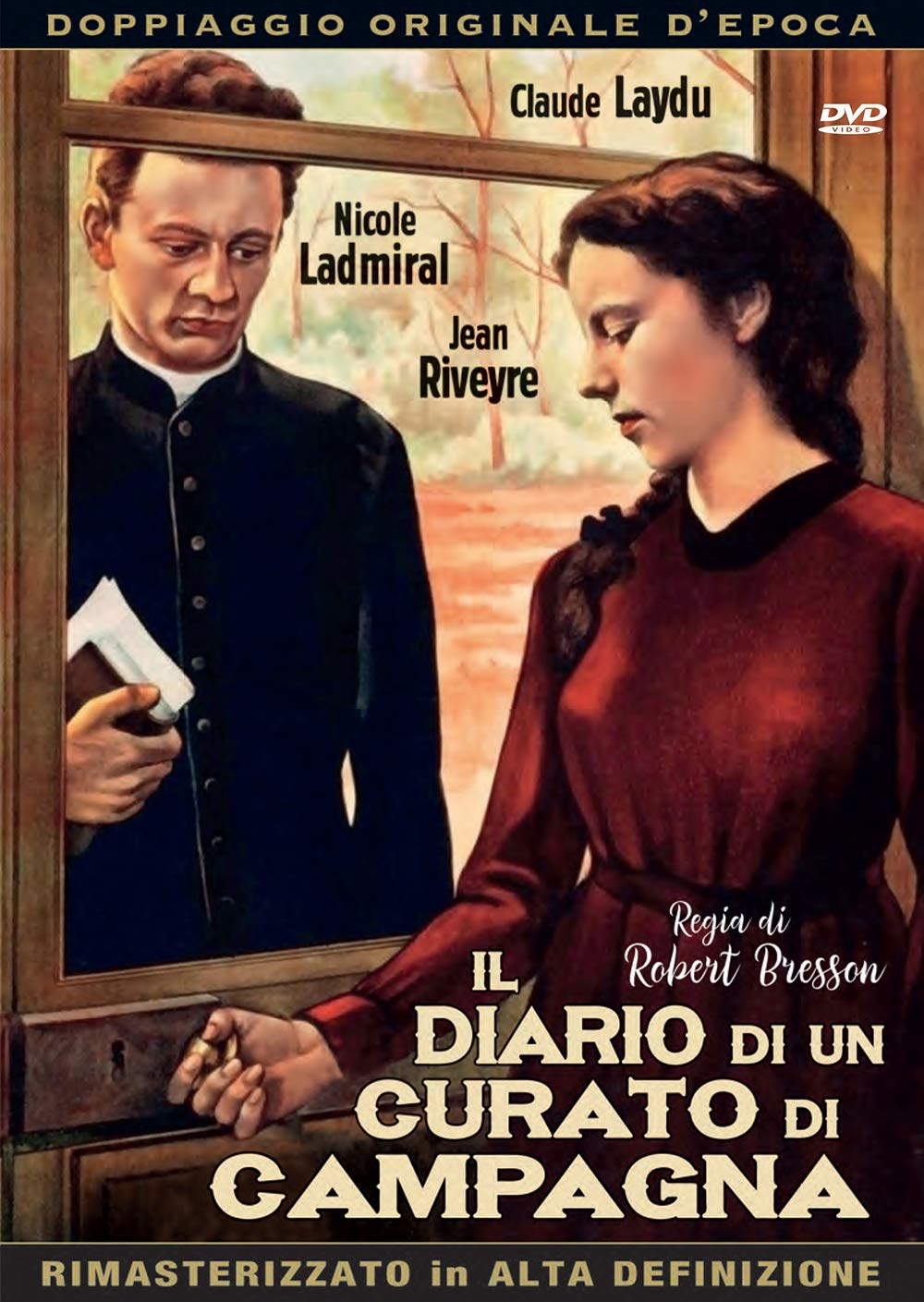 IL DIARIO DI UN CURATO DI CAMPAGNA (DVD)