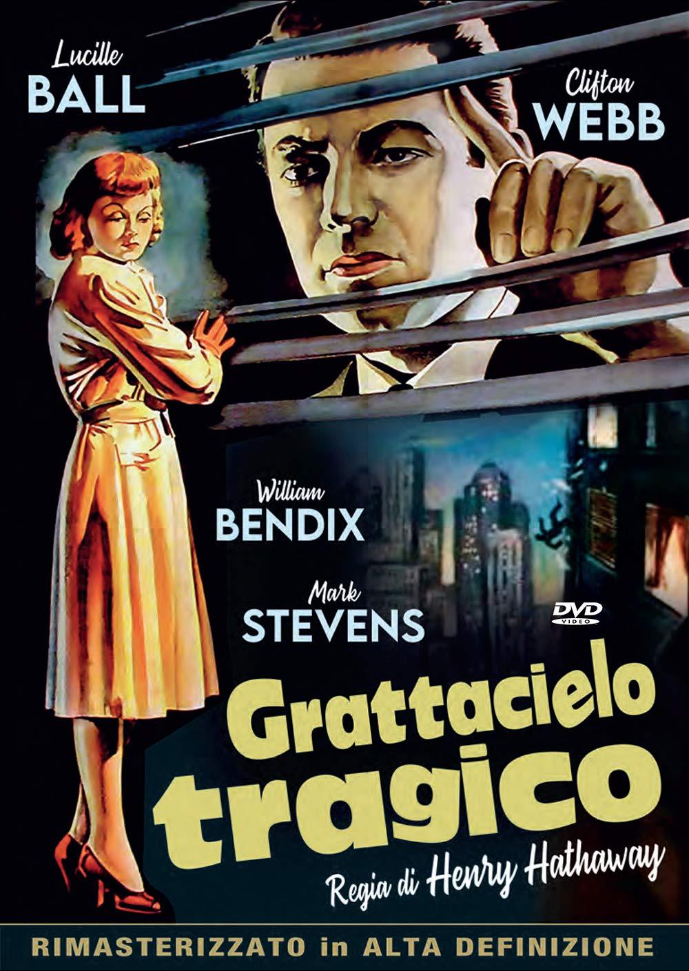 GRATTACIELO TRAGICO (DVD)