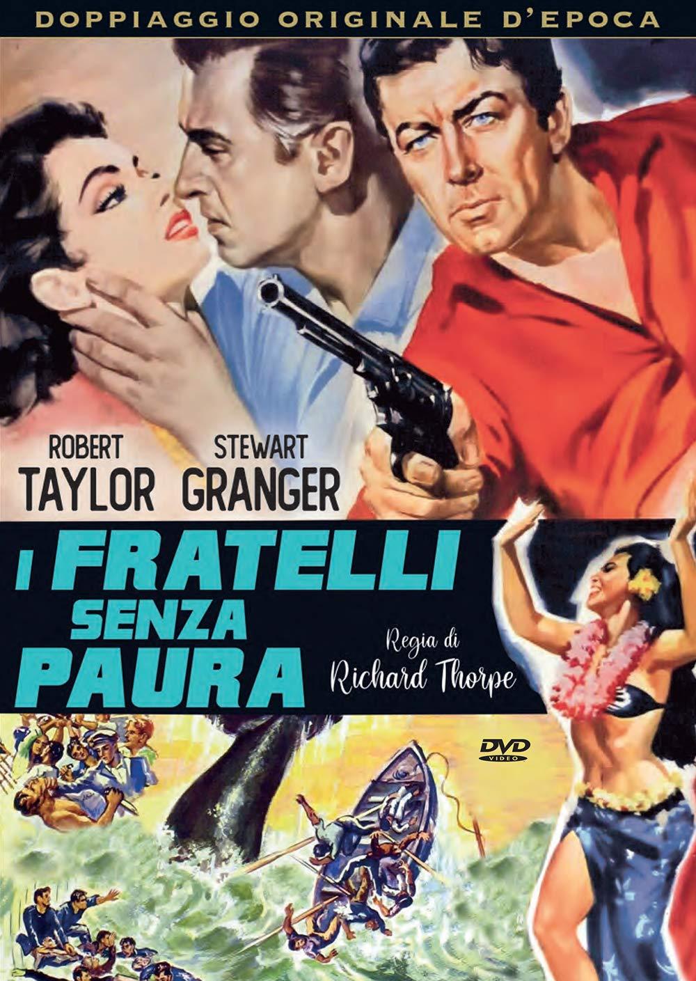 I FRATELLI SENZA PAURA (DVD)