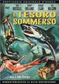 IL TESORO SOMMERSO - RIMASTERIZZATO IN ALTA DEFINIZIONE (DVD)
