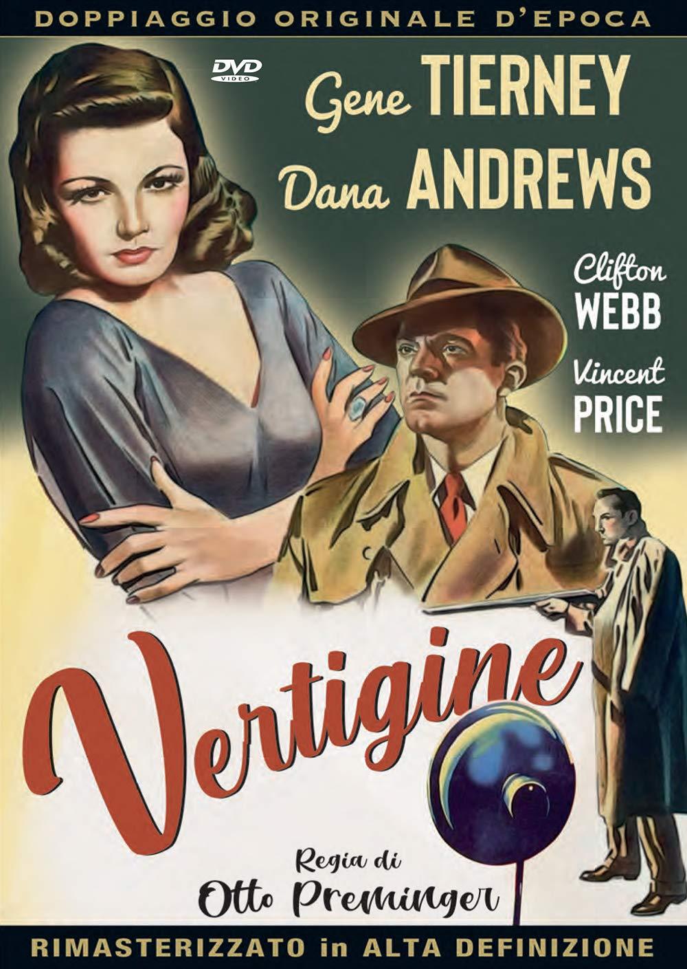 VERTIGINE (DVD)