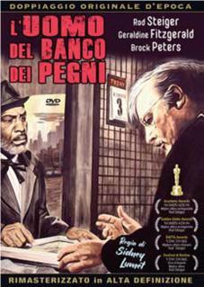 L'UOMO DEL BANCO DEI PEGNI (DVD)
