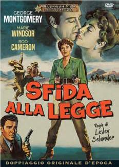 SFIDA ALLA LEGGE (DVD)