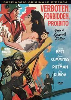 VERBOTEN FORBIDDEN PROIBITO (DVD)